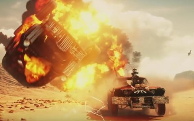 Mad Max – Savage Road (Game Trailer)