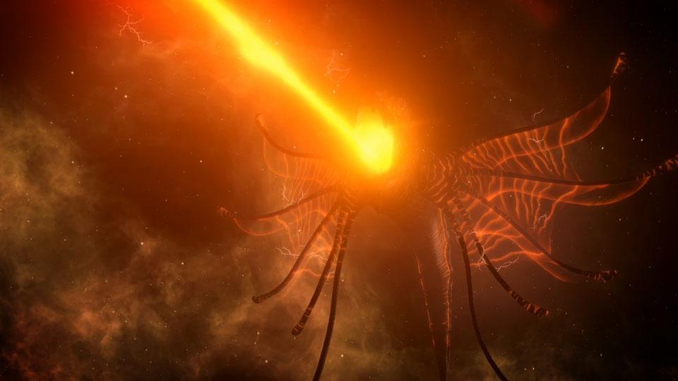 Stellaris Leviathans Release Trailer